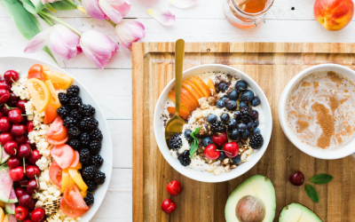 5 étapes pour une alimentation saine et sereine