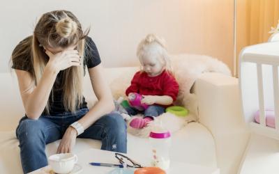 Faire face à sa culpabilité de maman