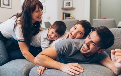 Comment inviter la Psychologie positive dans sa famille ?