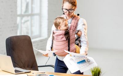 Retour au boulot : Préparer son «après-bébé» et/ou sa reconversion